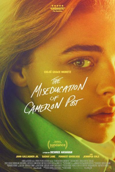 La película 'The Miseducation of Cameron Post' aborda el tema desde el punto de vista de una chica lesbiana.