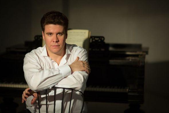 El pianista Denis Matsuev.