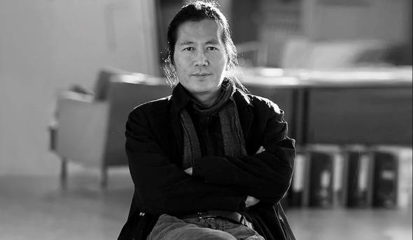 La súper estrella de la filosofía Byung-Chul Han, autor del libro 'La desaparición de los rituales'. Foto: Herder Editorial.