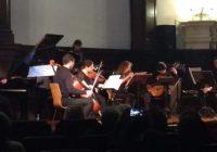 Forum nueva música: inició el curso internacional de música contemporánea de Córdoba
