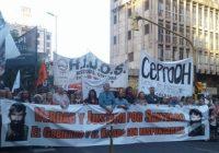 Multitudinaria marcha para pedir justicia por Santiago Maldonado