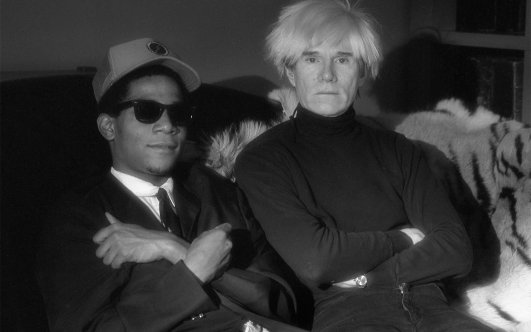 Basquiat & Warhol and Downtown's It Crowd