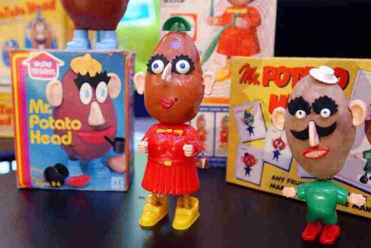 Mr. Potato Head Vintage 1953 Reedición 50 aniversario 2002