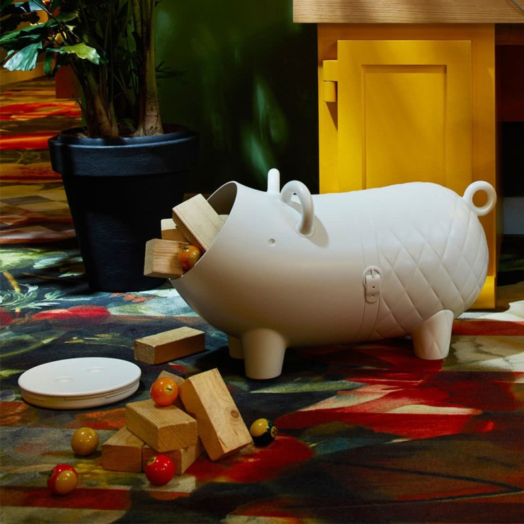 Marcel Wanders para Cybex. The Parents Collection. Cerdito