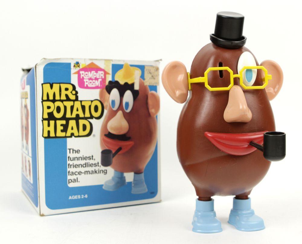 Mr. Potato edicion 1075 moderno