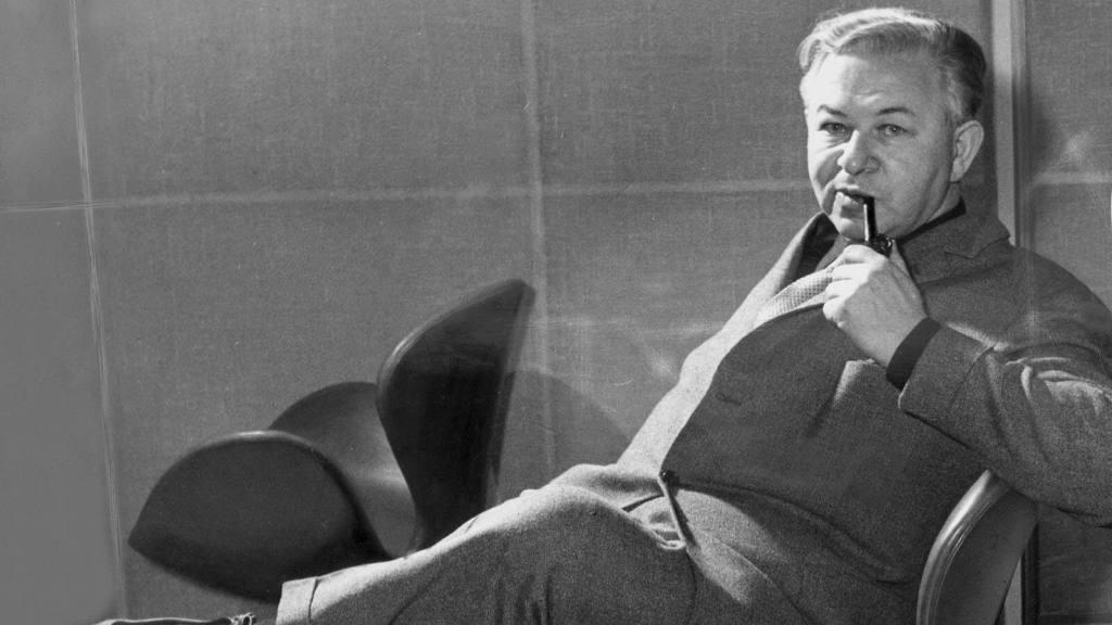 Arne Jacobsen. Arquitecto y diseñador danés