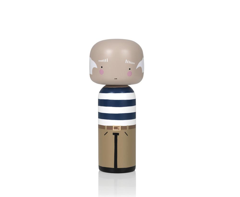 Muñeca Kokeshi Doll Pablo Picasso Lucie Kaas