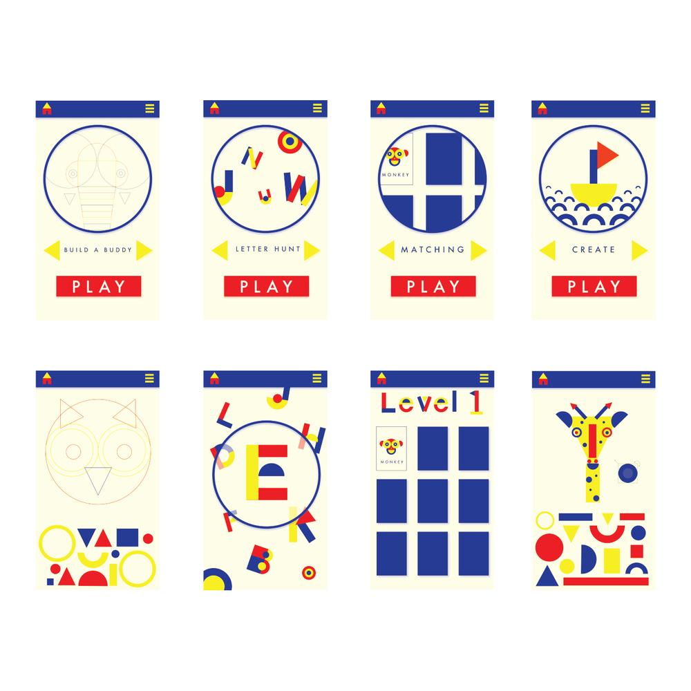 App Bauhaus Toys Taylor DiPaolo