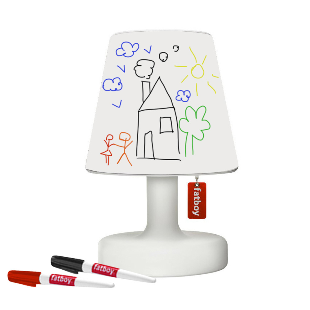 Lámpara sin cables para niños Edison The Petit Fatboy