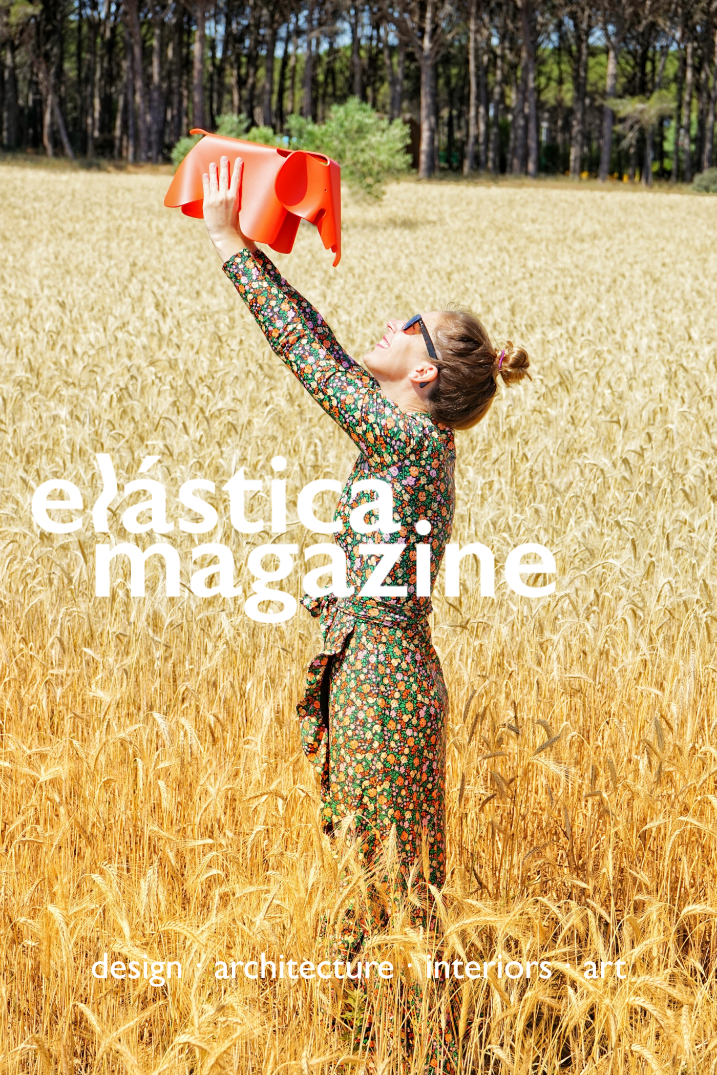 Elástica Magazine: a contemporary magazine for modern families