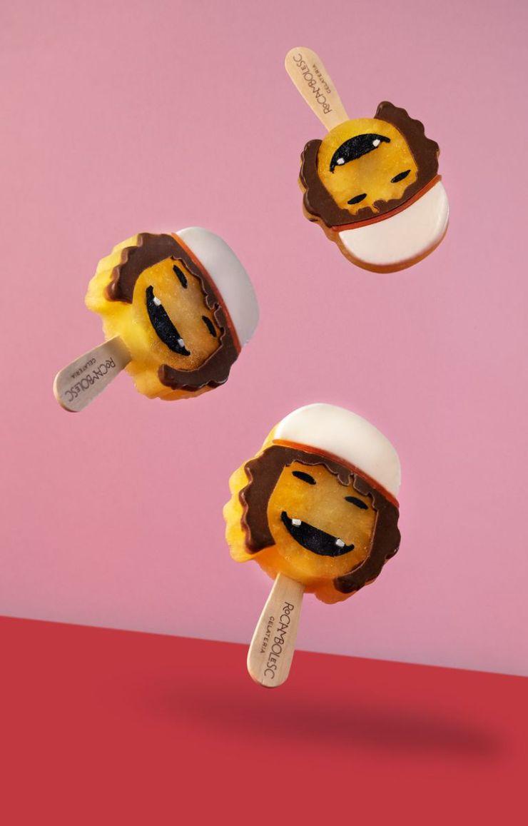 helados Stranger Things Jordi roca Rocambolesc - Dustin