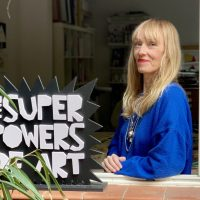 Bienvenidos a La Casita de los Superpoderes del Arte