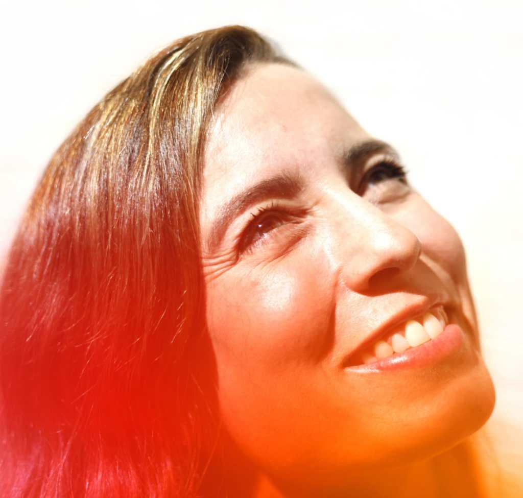 María Leach retrato. Foto de Lisa Pram