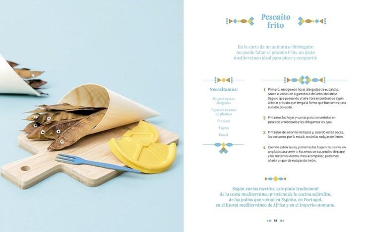 Cocina Craft. Gustavo Gili. Manualidades niños Joana Casals Pelegrí