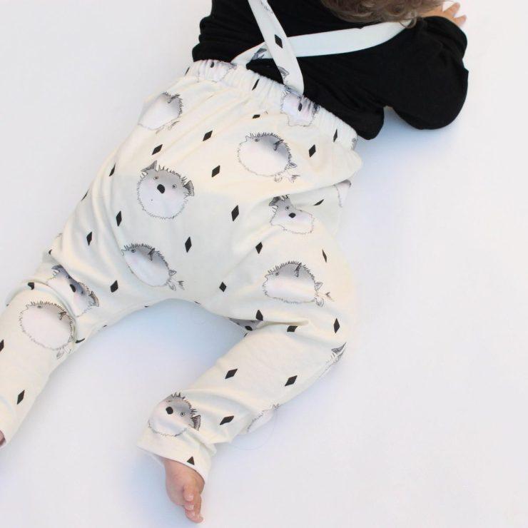 Suindiatic ropa ecológica para bebés. Design Market Barcelona 2019