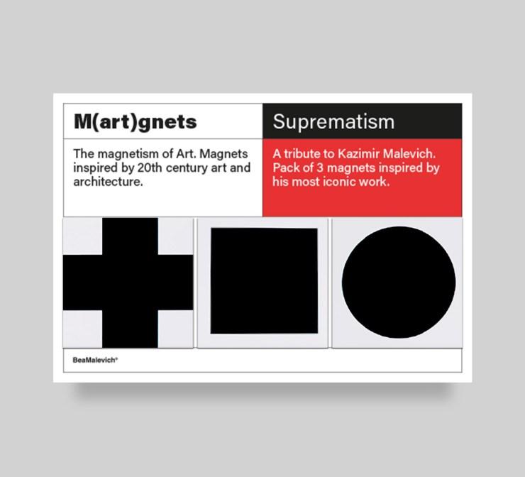 M(art)gnets, de Beamalevich