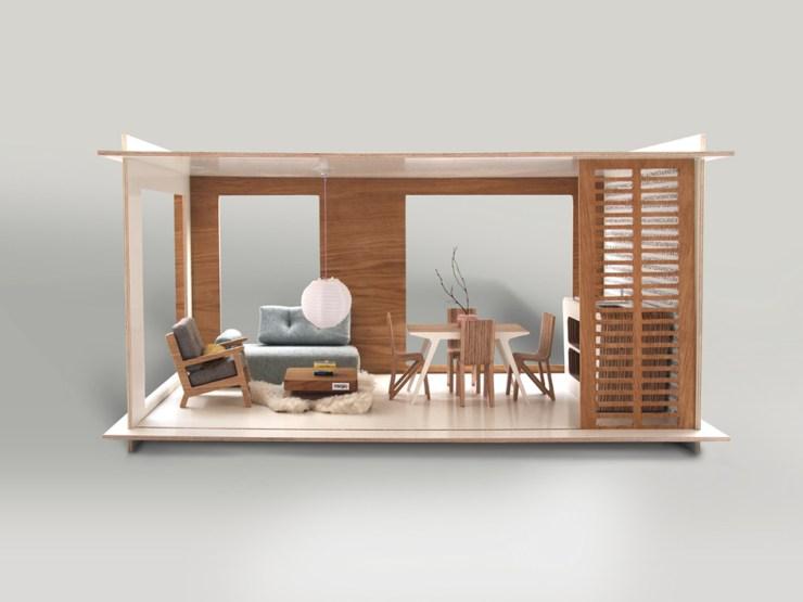 Miniio dollhouse