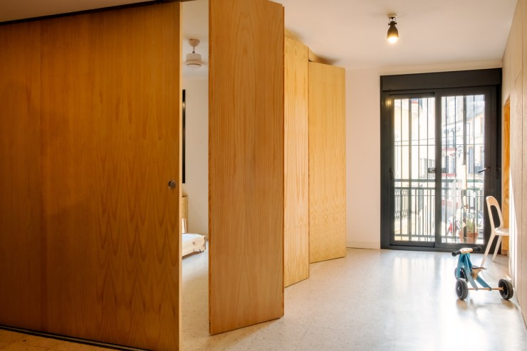 HOMEPING. Gyra Architects. Casa modular