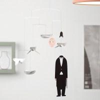 10 móviles de diseño para decorar tu hogar