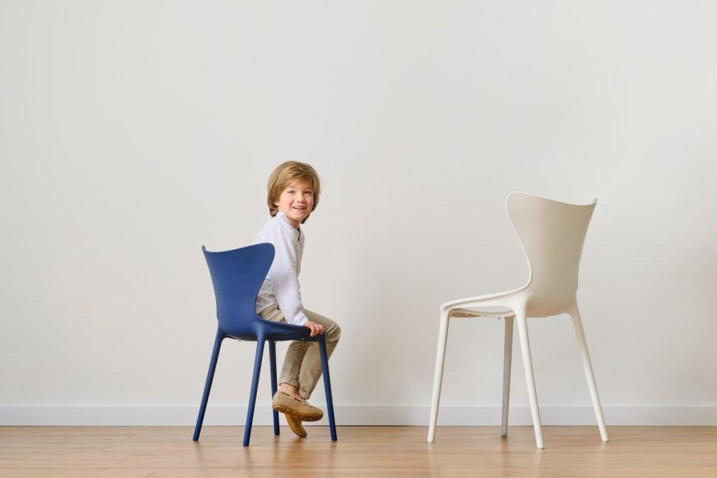 Vondom niños. Sillas de diseño moderno. Eugeni Quitllet