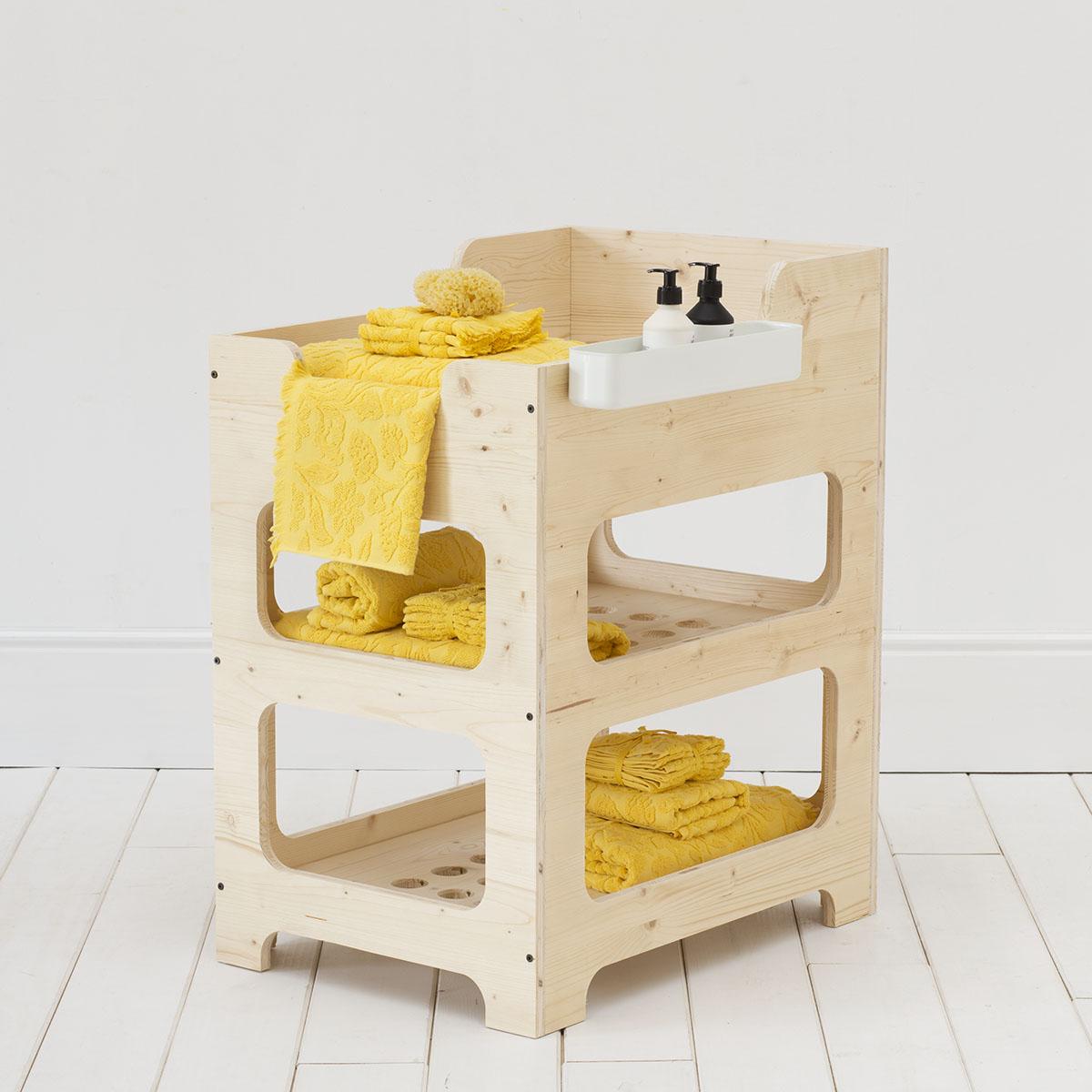 XO In My Room - muebles infantiles.  cambiador de madera