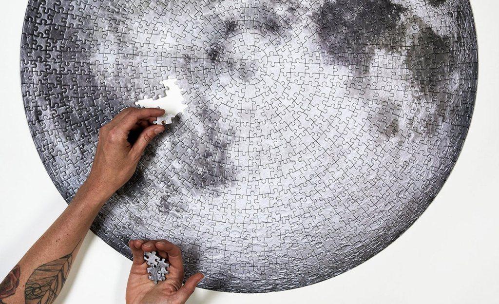 Puzzle Luna