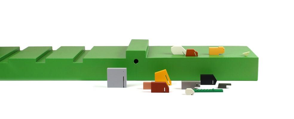Cocodrilo Iconik Toys