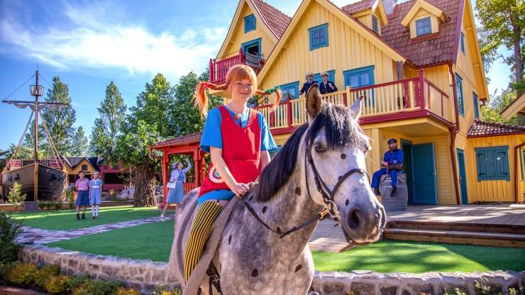 Parque temático Astrid Lindgrens Värld