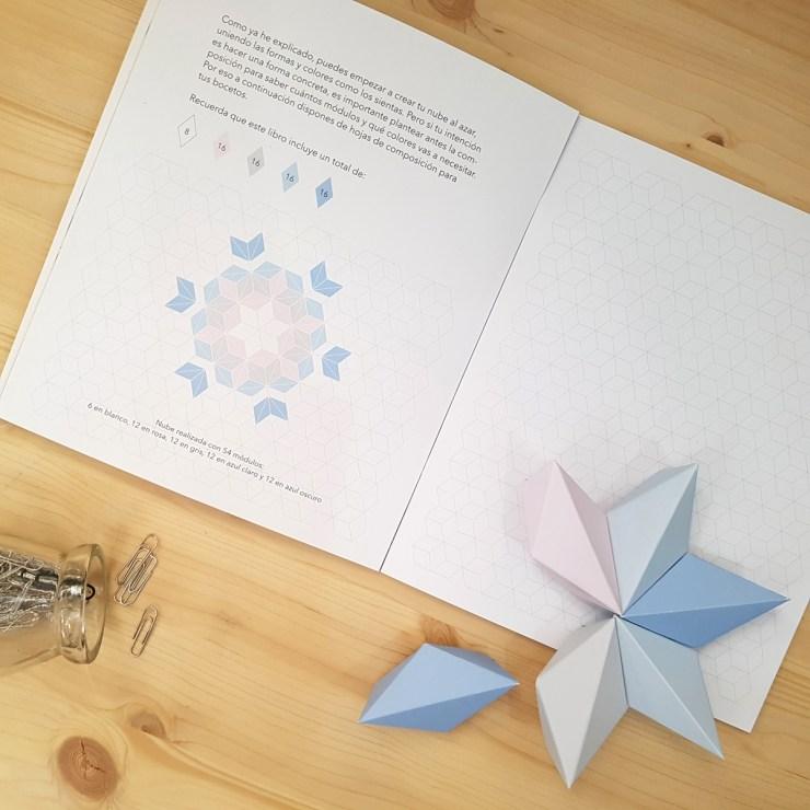 Libro Nubes de papel de King Kong Design editado por mtm