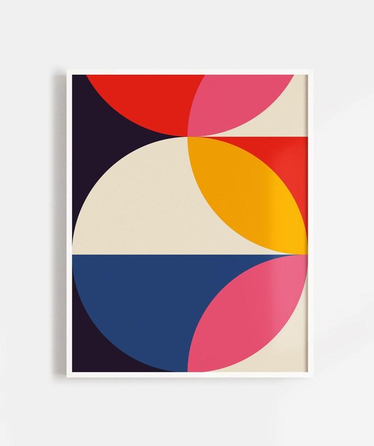 Obra gráfica de Laura Niubó. Exposición en PLOM Gallery x Espacio en Blanco