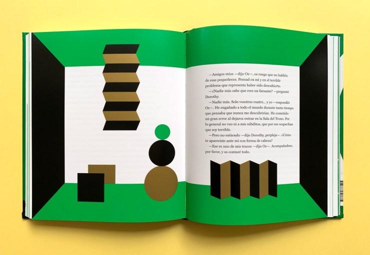 """""""El maravilloso Mago de Oz"""", L. Frank Baum, Libros del Zorro Rojo. Sant Jordi"""