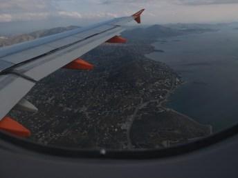 Επιστροφή από Ιταλία