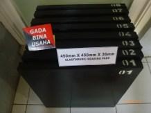 Elastomer Bearing Pad 450 X 450 X 36 mm