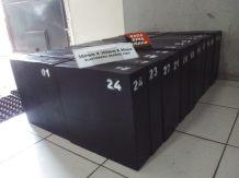 Elastomeric Neoprene Bearing Pads 300 X 300 X 80 mm