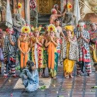 Bali - Barong & Keris Dance