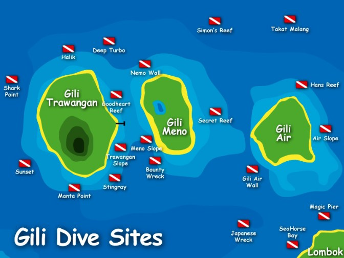 GiliScuba_Gili_Dive_Map
