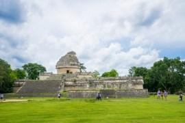 El Caracol, também denominado Templo de Venus