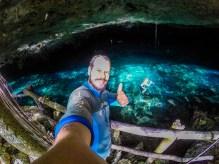 Cenote dos Ojos 2