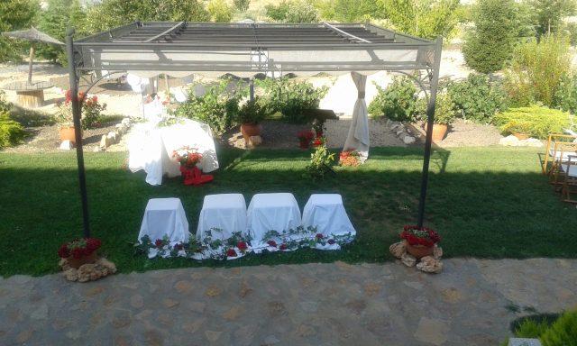 boda civil el atochal