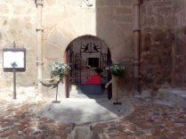 decoracion de eventos y ceremonias en el castillo de orgaz