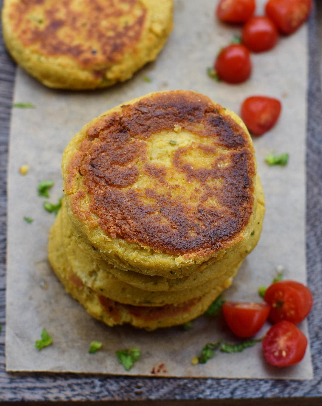 Fritters Low Carb Cauliflower