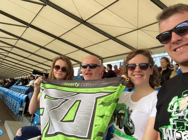 eugene laverty fans 4