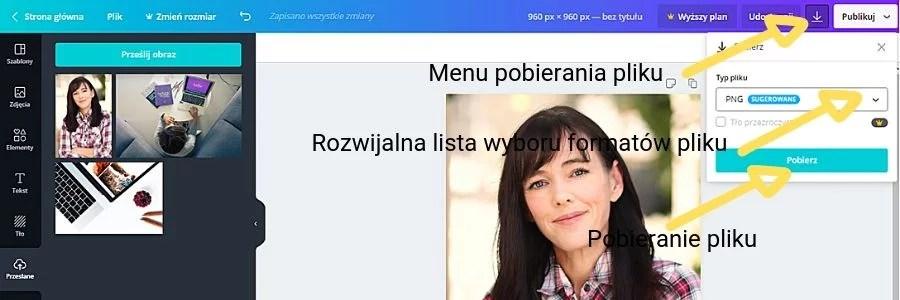 zdjęcie profilowe izdjęcie wtle Ela Wolińska