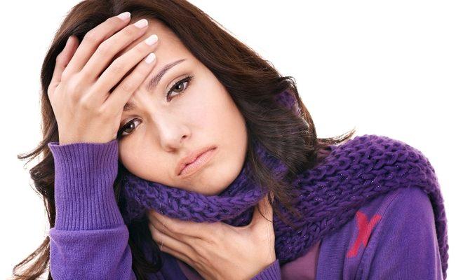 Простуда от кондиционера лечение