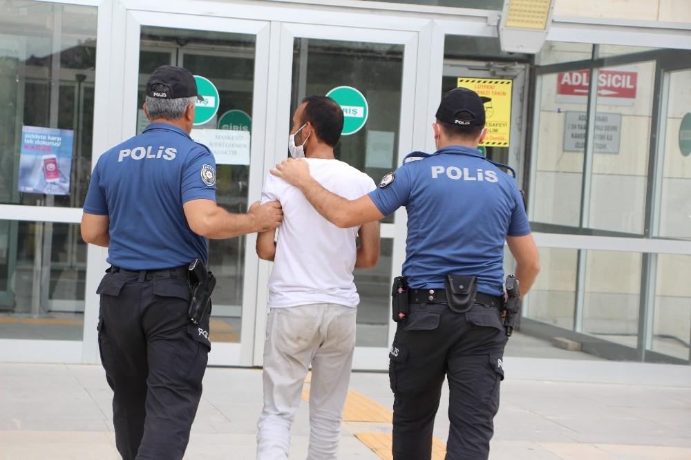 Elazığ'da 34 suç kaydı bulunan hırsızlık şüphelisi yakalandı