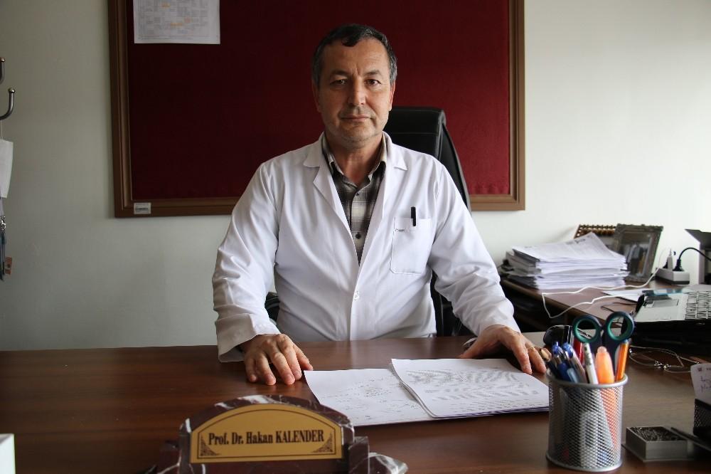 Prof. Dr. Hakan Kalender, keçi ölümlerine neden olan bakteri ile ilgili bilgi verdi