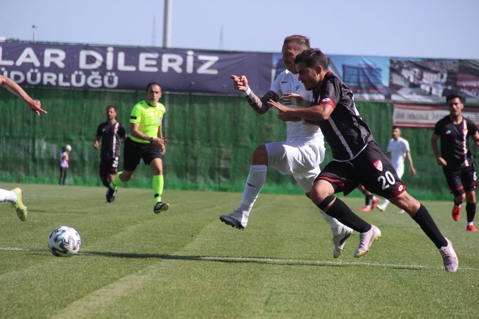 2. Lig: Elazığspor: 7 – Mamak FK: 1