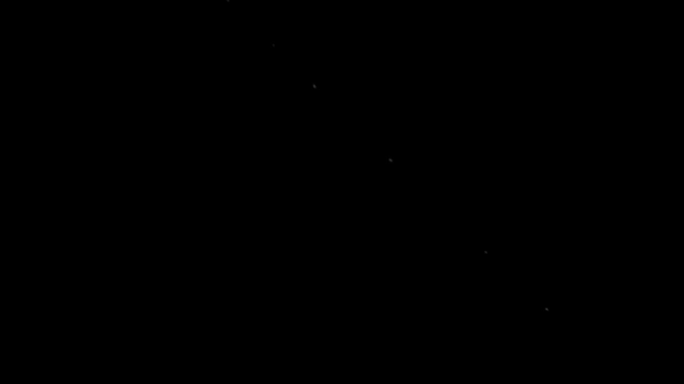 Starlink uyduları bugün de zincir şekilde görülmeye devam etti