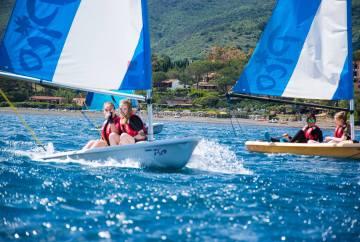 zeilen, sailing, elba