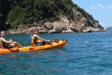 kajakken, kayakking, elba, kayak, kano